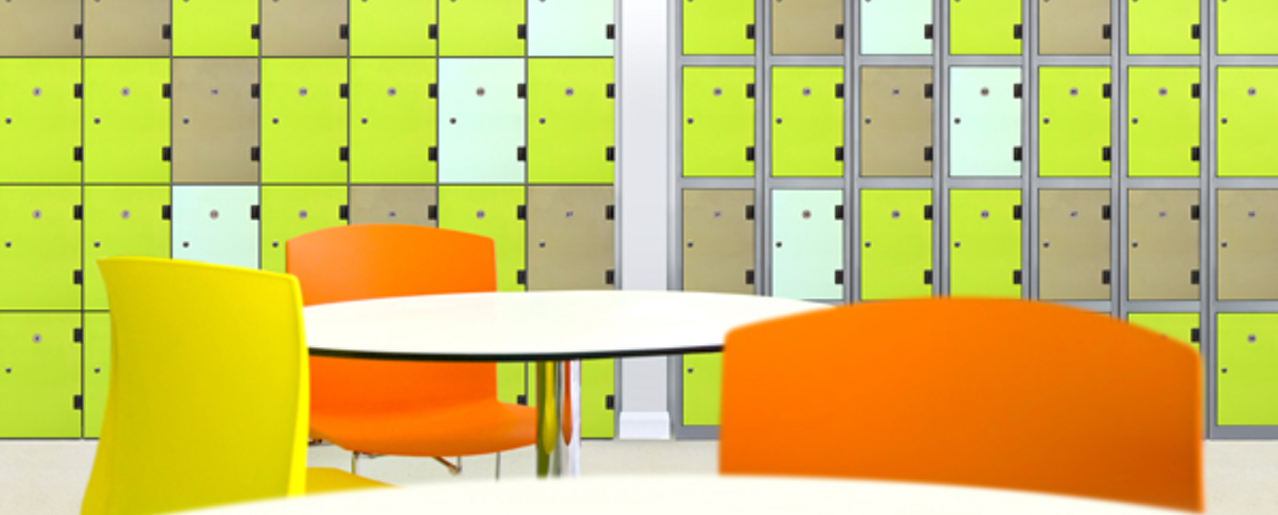 green lockers