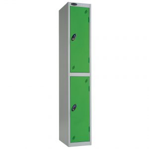2 Compartment Lockers