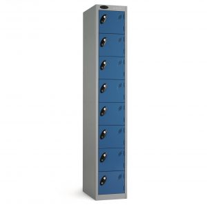 8 Compartment Lockers