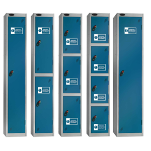 PPE Lockers (Personal Protection Equipment)